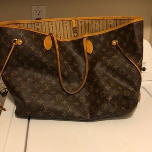 Louis Vuitton large tote